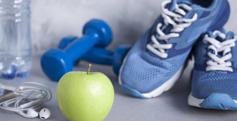 nutrición gimnasio