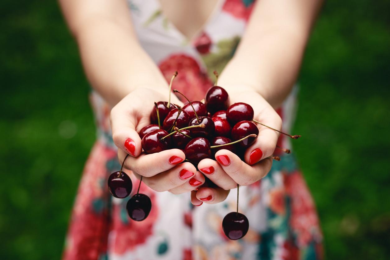 Cerezas, saludable, salud, cerezo, japón, curiosidad, tip, receta, nutrición, alimentación, be healthy and happy